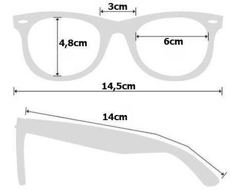 Okulary Polaryzacyjne Przeciwsłoneczne Wayfarer Silver 865C2-5